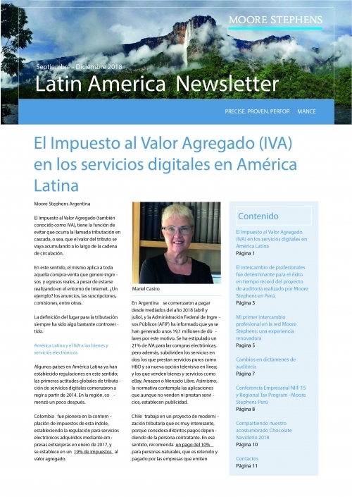 Latin America Newsletter