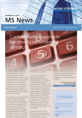 MS NEWS BRASIL 2015 - ABRIL